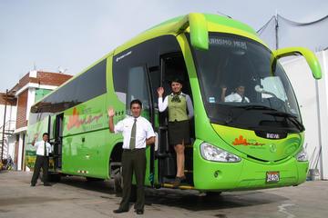 Autobús de Puno a Cuzco