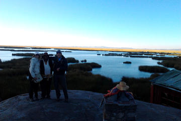 Cultural Tour to Uros Floating Island