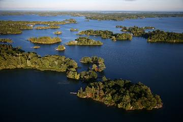 Day Trip Thousand Islands Helicopter Tour near Gananoque, Canada