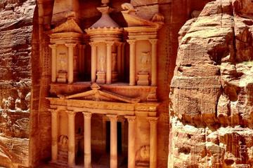 petra private day tour from Aqaba