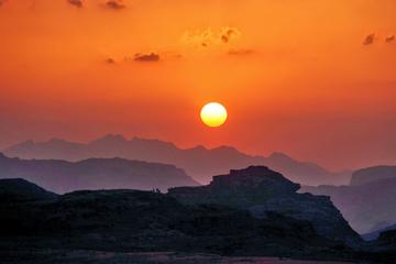 Wadi Rum Half Day From Aqaba Private Tour