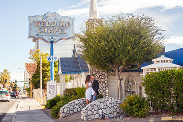 Las Vegas Wedding At The Graceland Chapel Packages