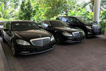 Traslado privado de salida en Singapur: de la ciudad al aeropuerto o...