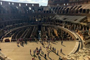 Colosseum Tour: Skip the Line to the Gladiators Arena