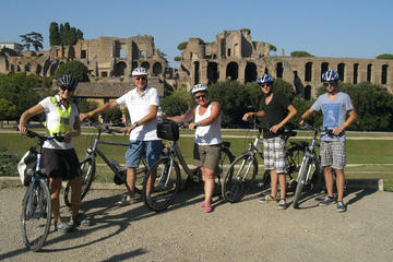 Half-Day Bike Tour of The Other Face of Rome