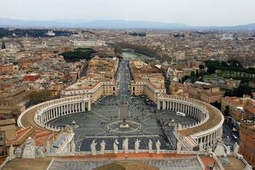 Half Day Walking Group City Center tour and Vatican City