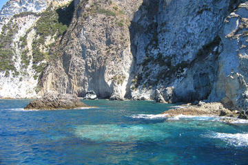 Ponza Mini Cruise: South Side and Frontone Beach