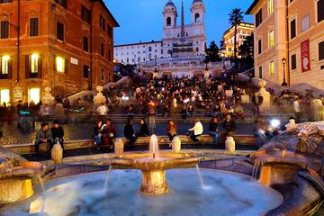 Rome Highlights Walking Group Tour Rome Squares and Fountains