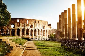 Skip the Line:Colosseum Official Guided Tour - Entrance Fee Included