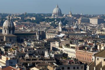 Special Combo tour: Panoramic views of Rome Bike Tour plus Colosseum...