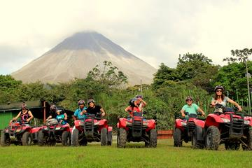 ATV Adventure in La Fortuna
