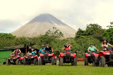 ATV Best adventure in La Fortuna & FREE natural mud mask