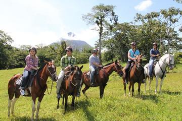 Horseback Riding at Arenal Wilberth ...
