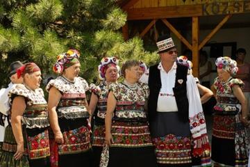 Excursión privada de un día por la cultura de Mezokovesd y Matyo...