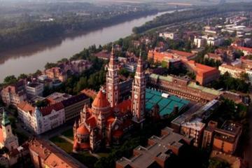 Tour privato di un giorno a Seghedino da Budapest