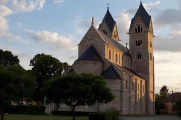 Viaggio di una Giornata al monastero di Pannonhalma, patrimonio