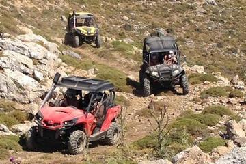 Allrad-Buggy-Abenteuer in Kreta