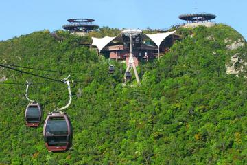 Langkawi Cable Car Combo Package Skip-the-Line Tickets