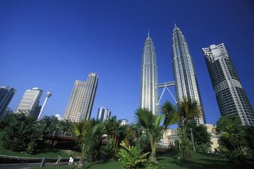 Top Ten Wonders of Kuala Lumpur Including Skybridge and Observation...