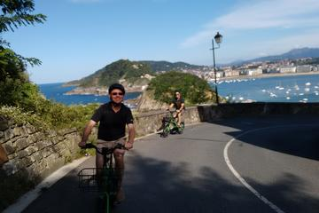 Electric Bike tour San Sebastian