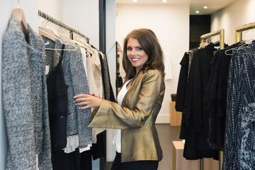 Private Luxe Sydney Shopping Tour with Top Stylist