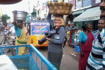 2-Hour Walking Tour of Madurai