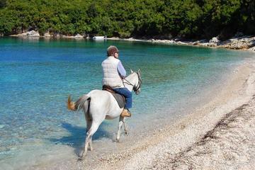 Horseback Riding in Corfu