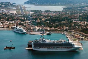 Shared Shuttle Bus From - To Corfu Airport