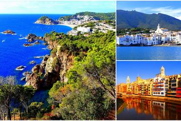 Costa Brava and Girona Day Trip from...