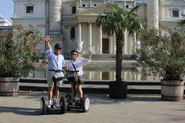 Segway-Tour durch Wien