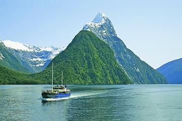 5-tägige South Island-Tour ab Christchurch einschließlich Queenstown...