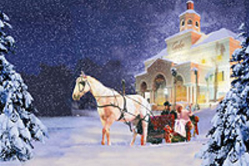 Das Carolina Opry-Weihnachtsspezial