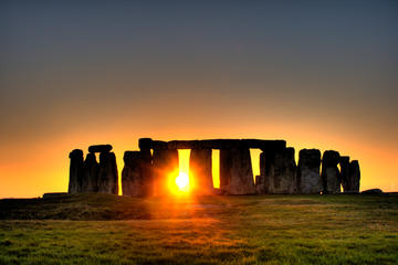 Salisbury, Stonehenge, and Avebury in