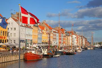 Landausflug: Kopenhagener Sehenswürdigkeiten und Bootstour auf dem...
