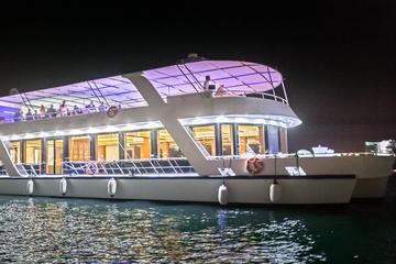 Marina de Dubaï: dîner-croisière de...