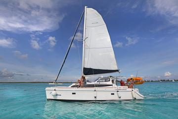 Luxury Catamaran Tour in Cozumel with Kayaking and