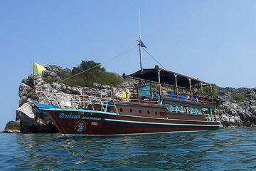 Private Charter: Blue Dragon 62ft Yacht Island Hopping and Snorkeling...
