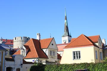 4-Hour Tallinn Guided Sightseeing Tour