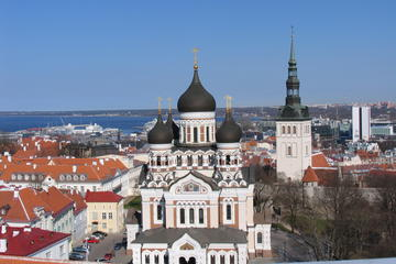 Tallinn City Walking Tour