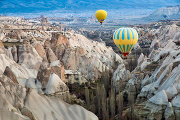 4 Day Turkey Tour: Cappadocia, Ephesus and Pamukkale