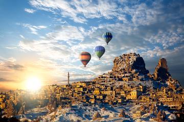 Recorrido de 2 días a Capadocia desde Estambul