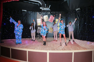 Beach Party 60's Tribute Show