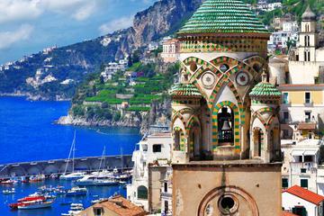 Pompeii and Amalfi Coast Adventure from Cruise Ship
