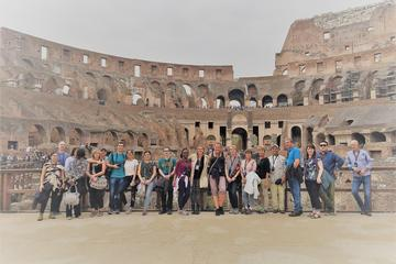 Supersaver: Vatican Museums and Colosseum Small-Group Tour Access from the Arena