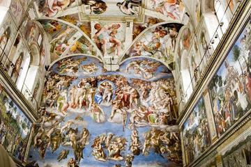 Visita privada al Vaticano para niños