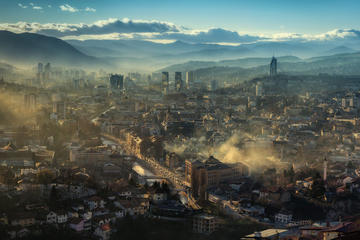 Half-Day Sarajevo Grand Walking Tour