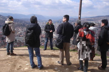 Sarajevo's History Mini-Bus Tour
