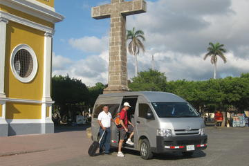 One-Way Private Transfer from Managua to Granada