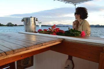 Sunset Boat Tour on Lake Nicaragua...