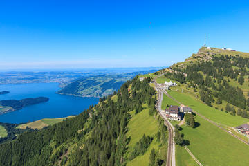 Authentic Swiss Experience from Lucerne: Boat Ride, Rigi Mountain and...